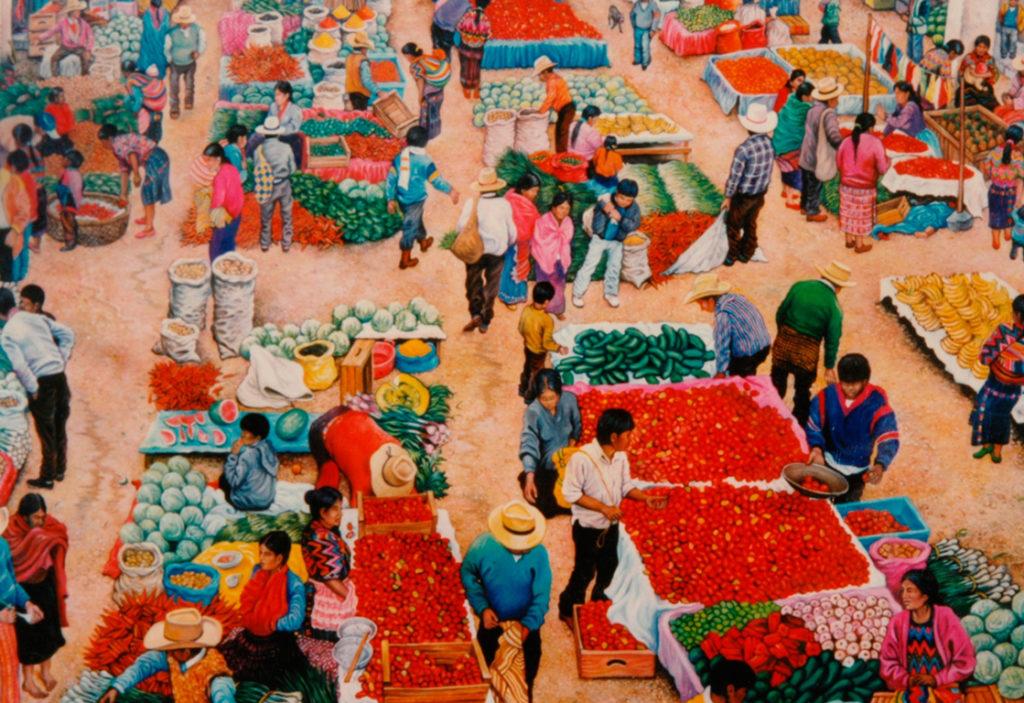 Mercato Guatemalteco