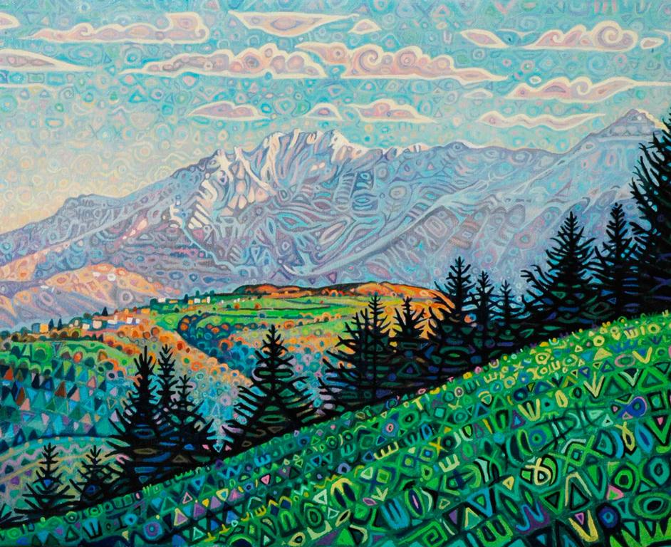 Monte Camicia versante nord